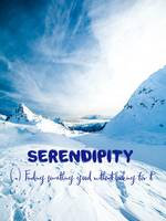 Motivational - Serendipity