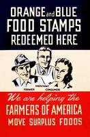 Food Stamps Redeemed Here WW2
