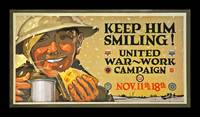 Keep him Smiling United War Campaign