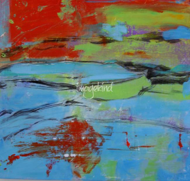Abstract koi painting reproductions for sale on fine art for Koi prints for sale