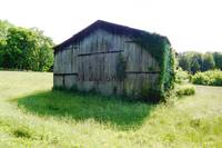 Tennessee Old Tobacco Barn