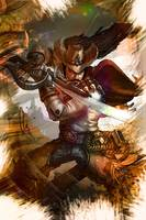 League of Legends YASUO #1