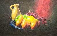 Still_Life_Fruit_Plate_N_Jug