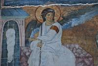 White Angel Fresco