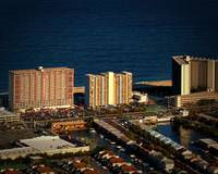Fountainhead Towers Condo Aerial Photo Ocean City