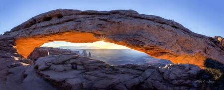 Mesa Arch #8 by Kelly Jones