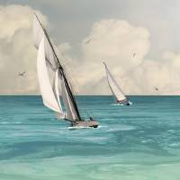 Bluewater Cruising Sailboats by I.M. Spadecaller