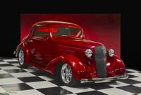 1936 Chevrolet Coupe I