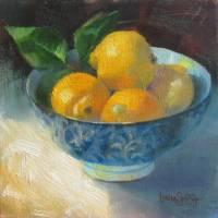 """""""Little Fat Lemons"""" by offthewallart"""