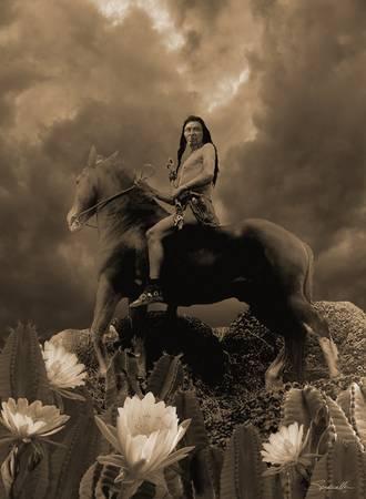 Nez Perce Scout