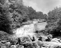 Graveyard Fields Falls