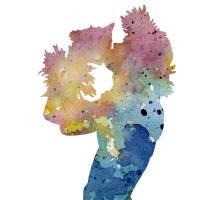 """Hawaiian Boy"" by k9artgallery"