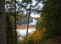 Upper Tahquamenon Falls, Michigan.