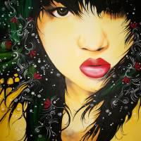... Slaanesh ... Art Prints & Posters by Juliana Maz