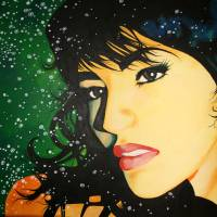 ... Ishtar ... Art Prints & Posters by Juliana Maz