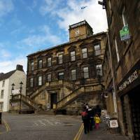 Town of Linlithgow 115 by Richard Thomas