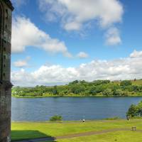 View from Linlithgow Palace 134 by Richard Thomas