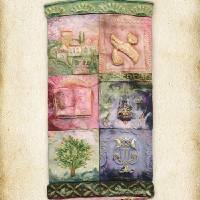 """Mosaic Torah"" by MuchnikArts"