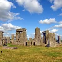 Stonehenge 295 by Richard Thomas