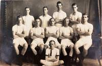 Ipswich Grammar School Athletics team - circa 1917