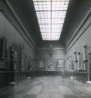 Louvre Art Gallery, 1900-1926, France, by Samuel H