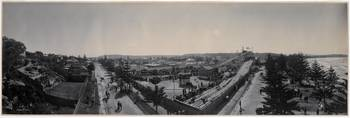 Panorama of Manly Water Chute and Toboggan, 1903