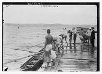 Stanford University crew, Hudson River, New York,