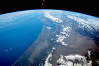 Panorama of the Pacific Northwest, NASA