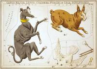 Sidney_Hall_-_Urania's_Mirror_- Canis Major, Lepus