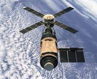 The 1970s space station Skylab