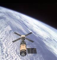 The 1970s space station Skylab 2