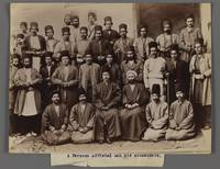 A Persian Official and his Attendants