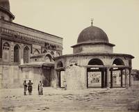 Francis Bedford (1815-94) - Mosque of Omar - Dome