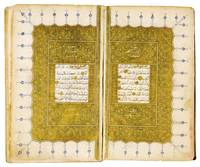 An illuminated Ottoman Qur'an, copied by Ahmed, Tu