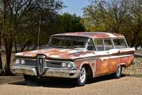 1959 Edsel Villager Station Wagon 'Rat Bait'