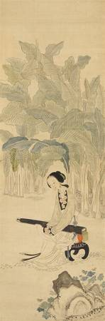 Fei Danxu, . Late Qing dynasty (1802-1850) Beautif