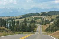 Road to Banff by Carol Groenen