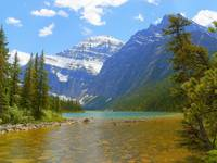 Mount Edith Cavell - Jasper National Park