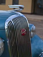 1936 Blue Buick Special