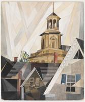 After Sir Christopher Wren by Charles Demuth, 1920