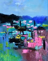 Abstract provence