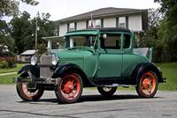 1929 Ford Model A 'Rumble Seat' Coupe
