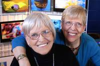 SISTERS IN ART by Rita Whaley