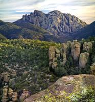 Cochise Dawn by Michael Stephen Wills