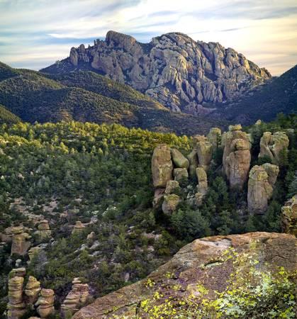 Cochise Dawn