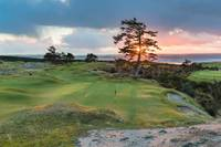 Bandon Preserve Sunset Hole #11