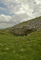 Hags Chair of Loughcrew Neolithic Tomb Complex by Michael Stephen Wills