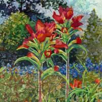 """Indian Spring"" by HaileyWatermedia"