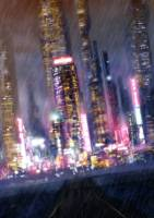 Nightview of a Megacity