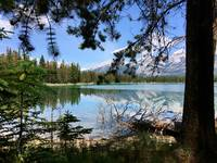 Beauvert Lake - Jasper National Park